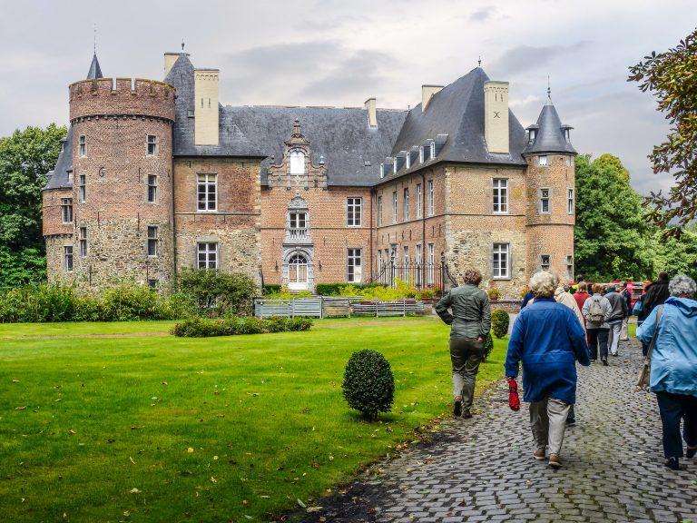 le Château des Comtes de Hornes