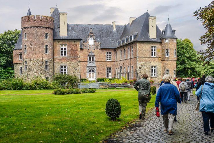 Chateau de Braine-le-Chateau