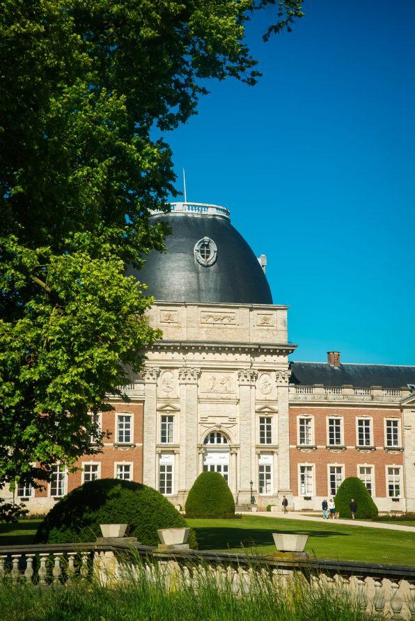 Chateau d'hélécine
