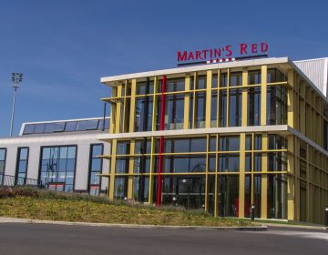 martin s red